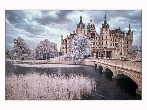 Schwerin Water Castle (IR)