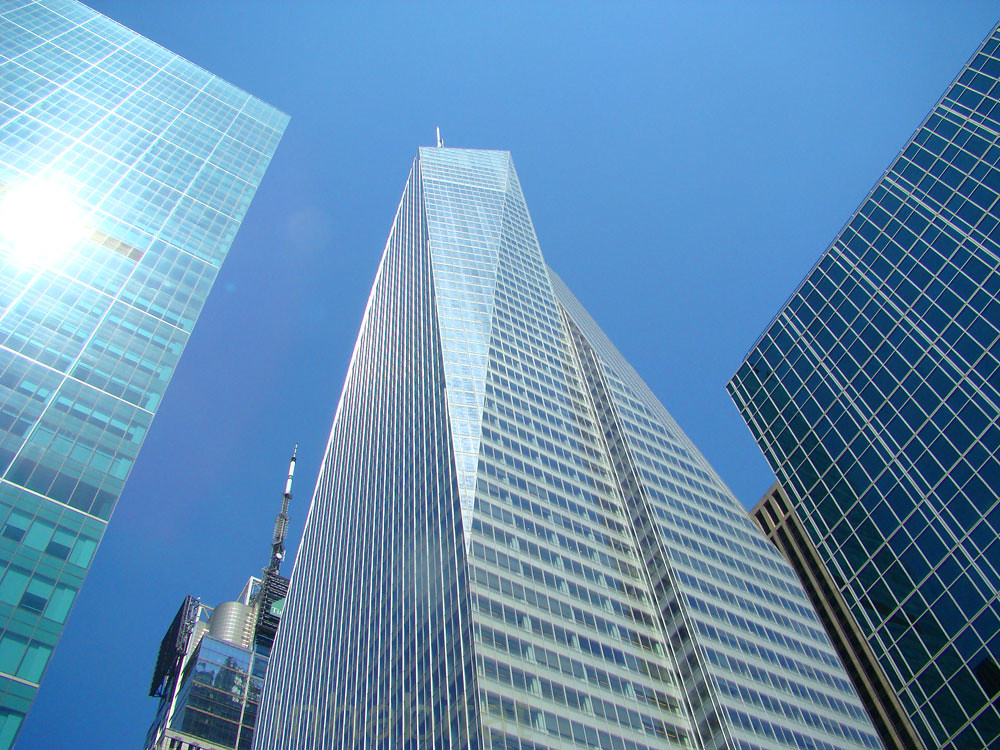 Bank of America Tower, One Bryant Park