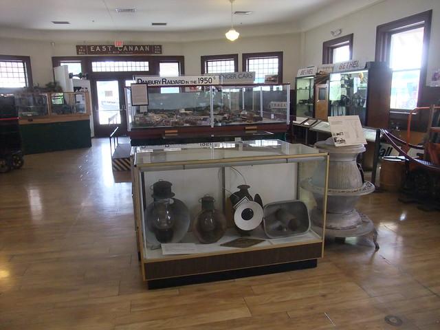 Danbury Rail Museum