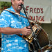 Jamie Berzas and Cajun Tradition at the 2010 Mamou Cajun Music Festival