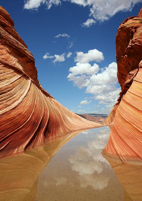 The Wave - North Coyote Buttes, Vermilion Cliffs - Arizona