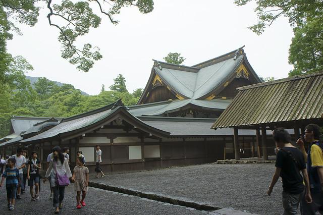 Ise Shinto Shrine