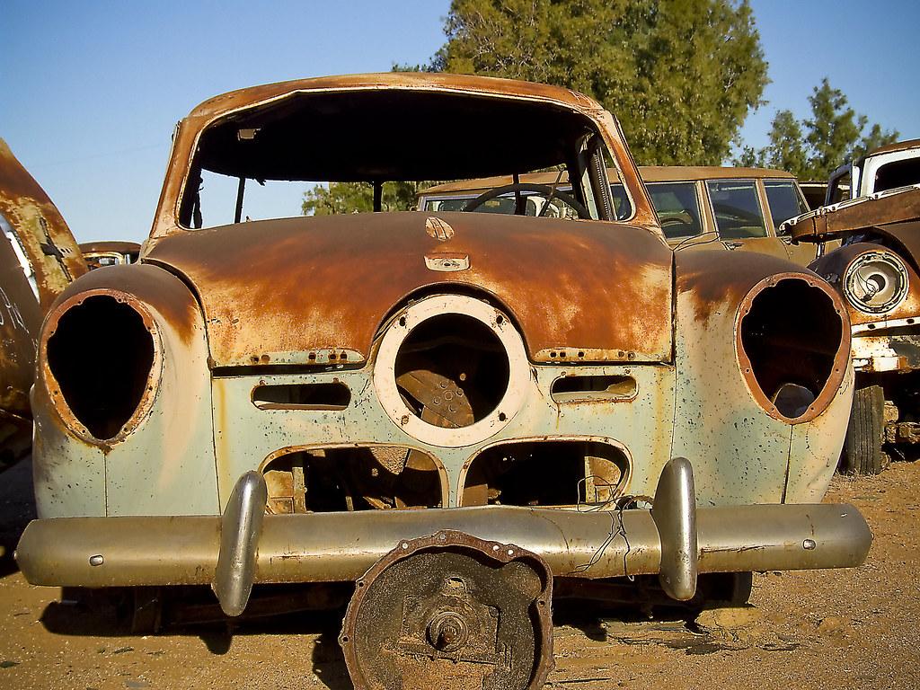 Studebaker Desert Valley Auto Parts Casa Grande | Desert Val