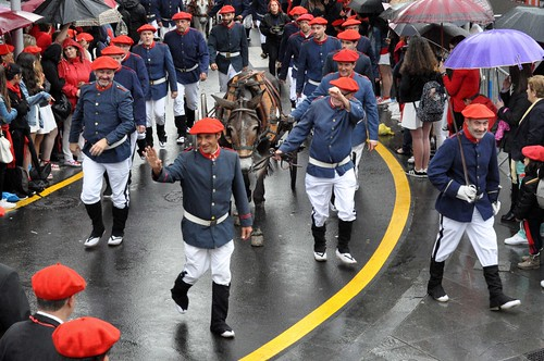 Irungo Alarde tradizionala 2017