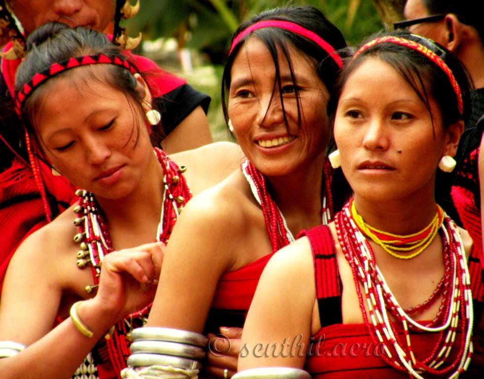 naga people | hornbill festival 09,kisama village,nagaland