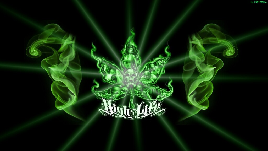 Hd Marijuana Wallpaper 1