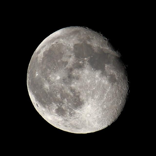 Monday June 28/2010 Moon