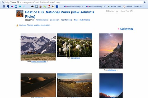 Patr ~ Flickr Extension (Larger Pool Previews)