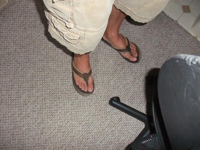 Bills Freaky Toes