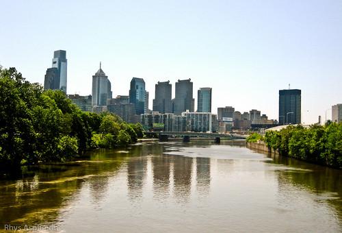 Philadelphia Skyline | by Rhys A.