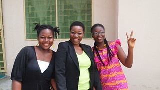 Eagle Women, Accra, Ghana | by The Advocacy Project