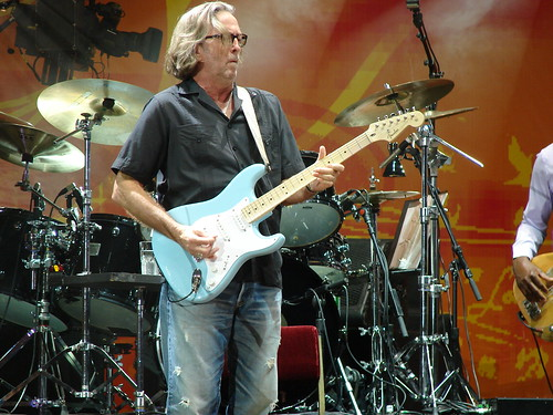 Eric Clapton | by Azimo