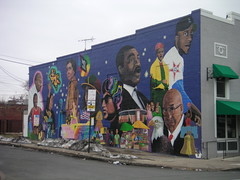 Mediation Center mural