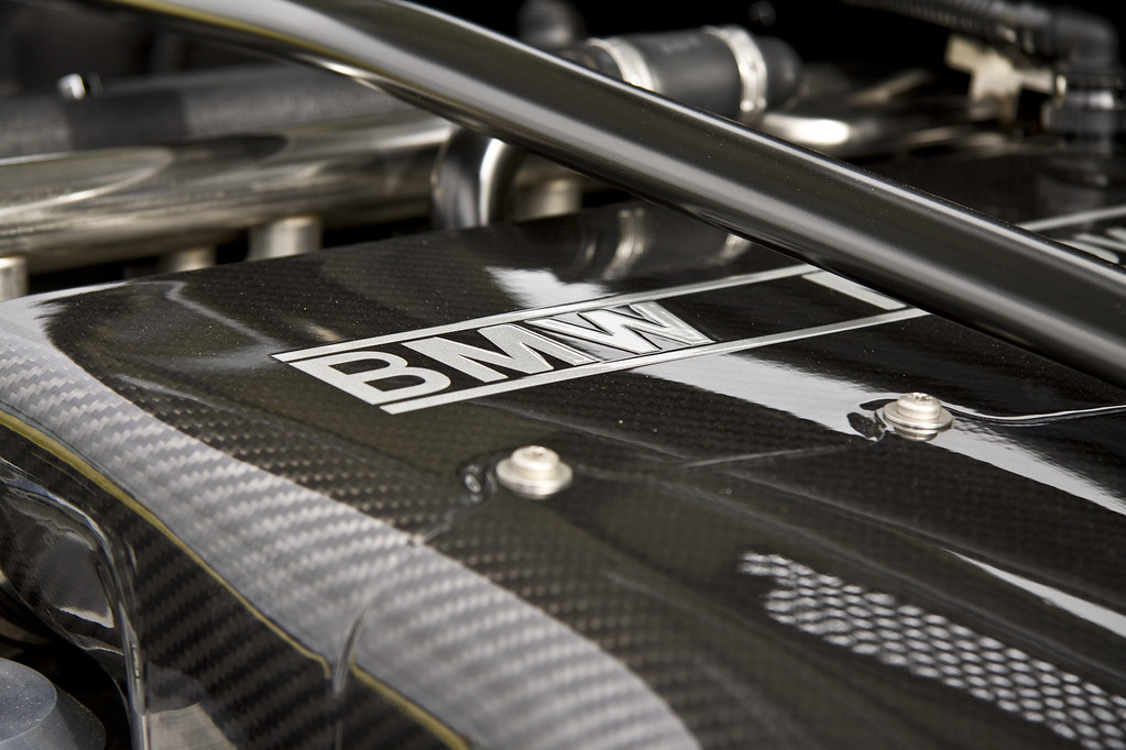 Bmw E46 M3 Csl Carbon Fibre Air Intake Duncan Flickr
