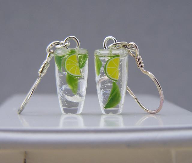 Mojito Earrings