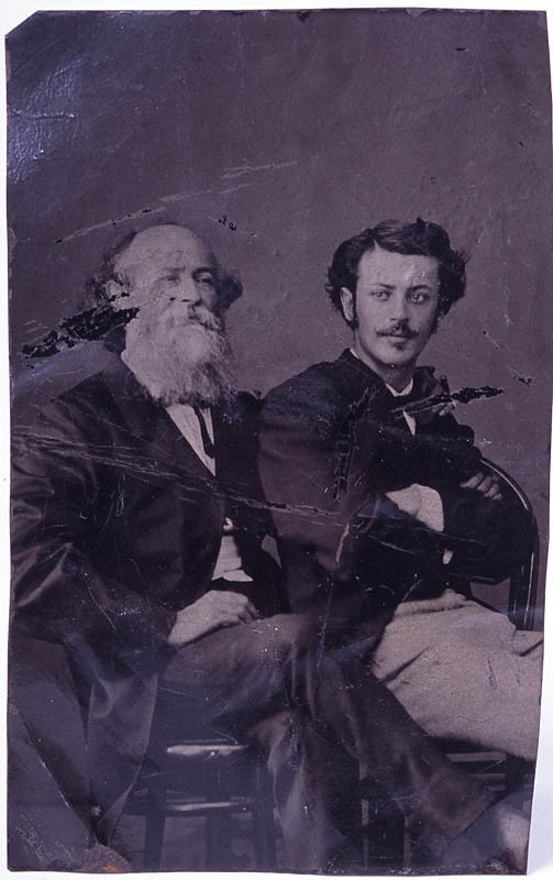 Solomon Nunes Carvalho and David Nunes