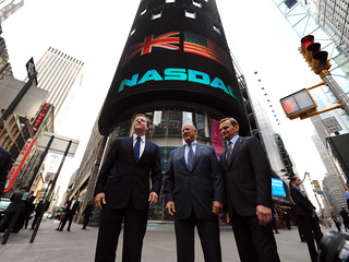 PM at NASDAQ
