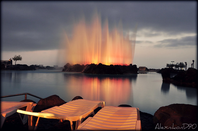 Lago Martiánez