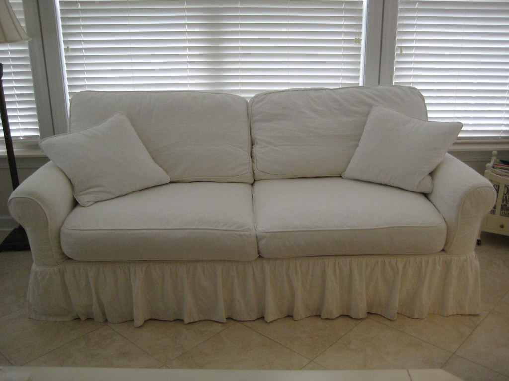 Shabby Chic Sofa One Of Our Washable Sofas From Posh Livin Flickr