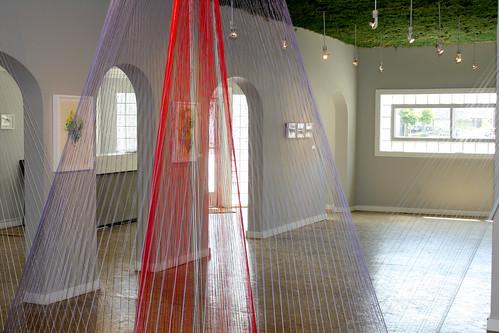 Jana Flynn Jill Gallenstein installation