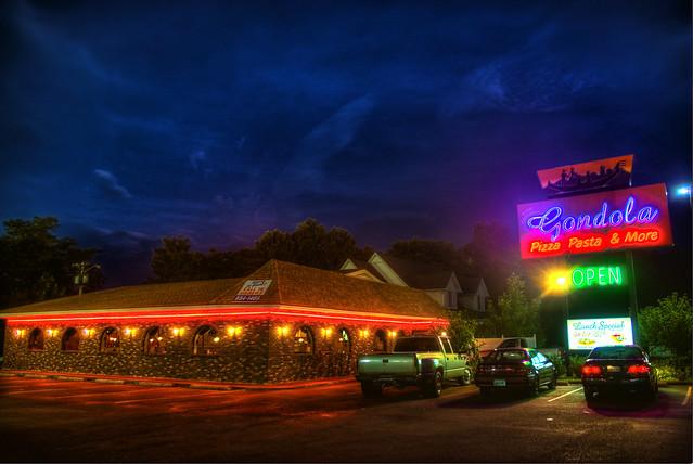 Gondola Pizza House, Cookeville, TN