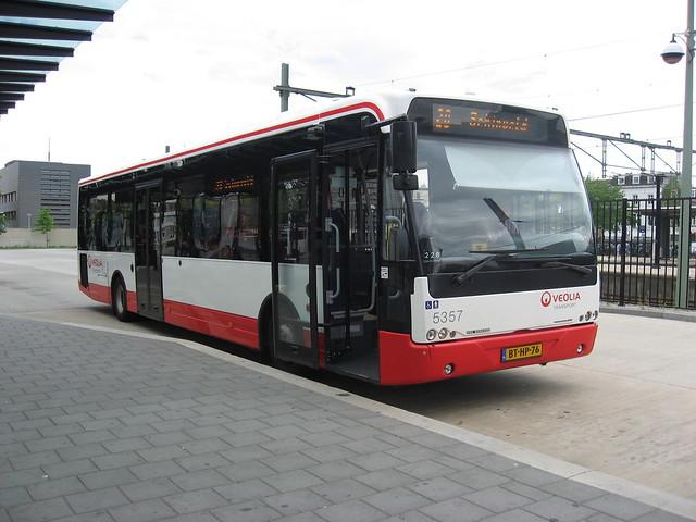Veolia bus 5357 Heerlen NS