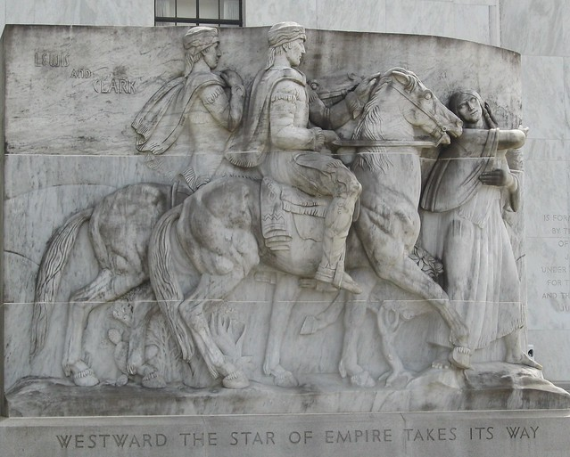 On Capitol Building