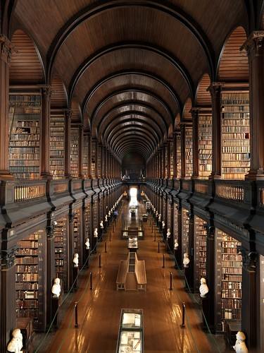 Dublin - Trinity College Library | by Irish Welcome Tours