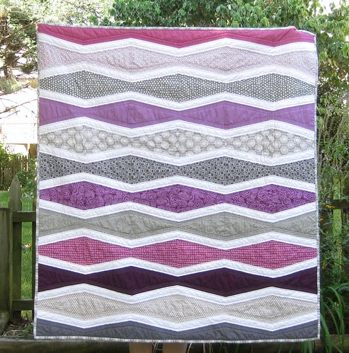 Redbud Blossoms Quilt | by teaginny