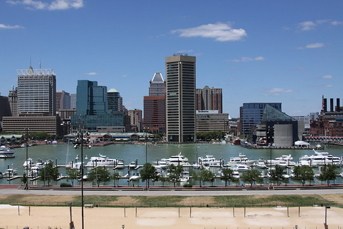 Downtown Baltimore | by Dave Hosford
