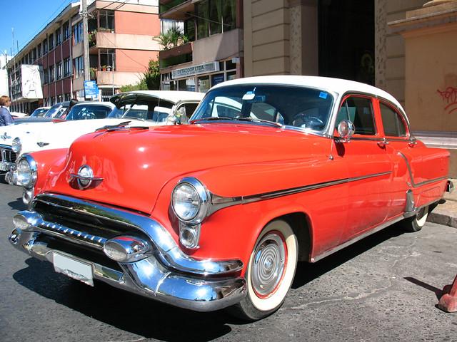 Oldsmobile Ninety Eight Sedan 1953