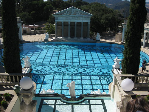 The Pool at Hearst Castle | by Corey Porter