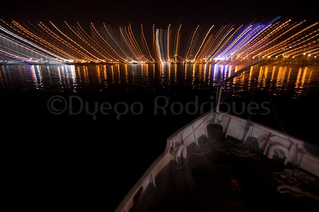Baía de Guanabara / Barca Rio-Niterói