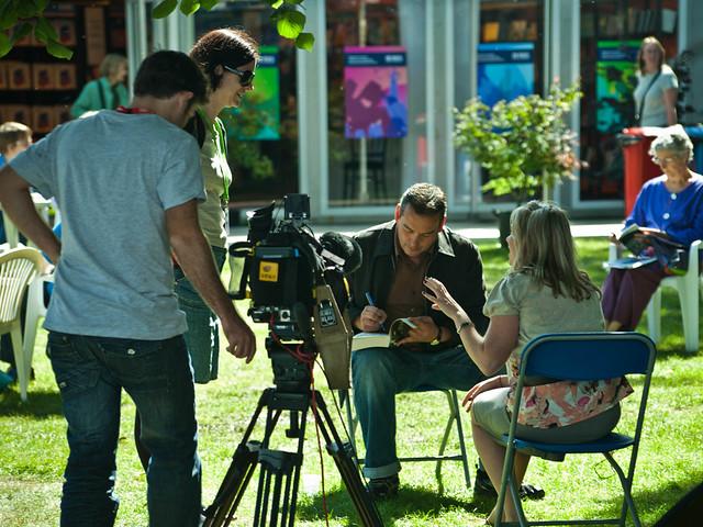 Interviewing Christos Tsiolkas