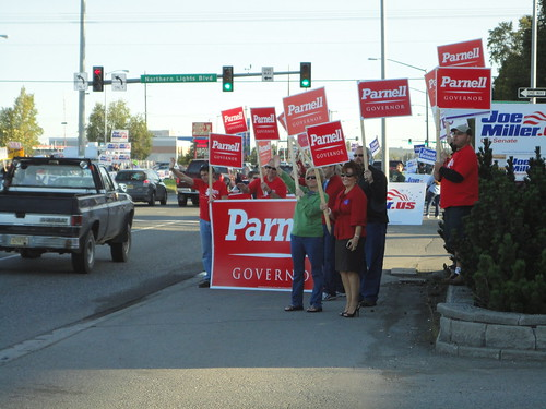 Parnell Supporters | by Alaska Republican Party