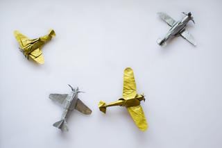 An origami paper plane i folded : mildlyinteresting | 213x320