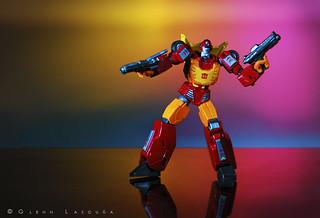 Rodimus Prime | by Glenn Robert Lascuña, RN