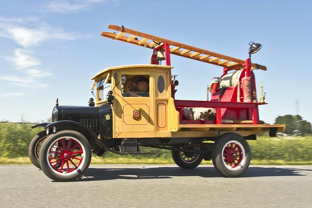 Ford Model TT Fire Truck 1929 (1411)
