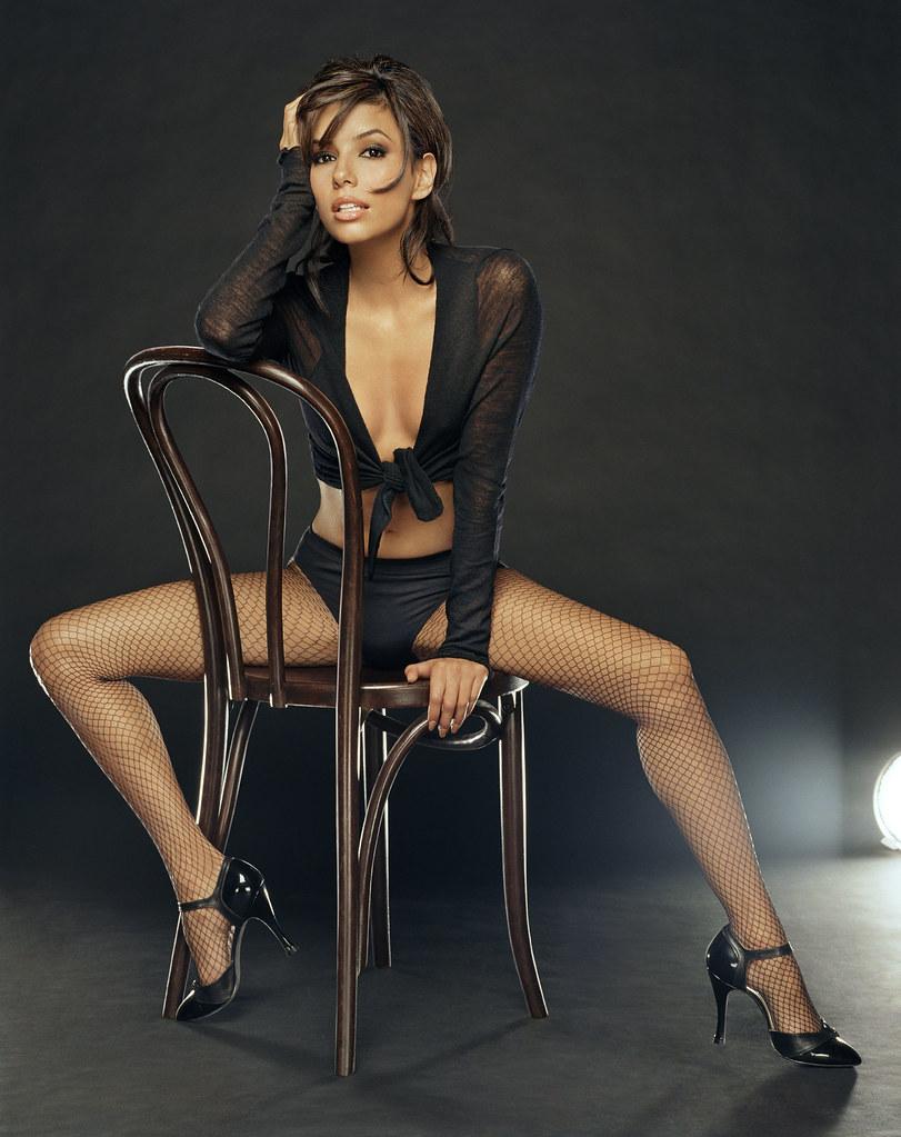 Eva Longoria Sexy In Fischnet Celebshose Flickr