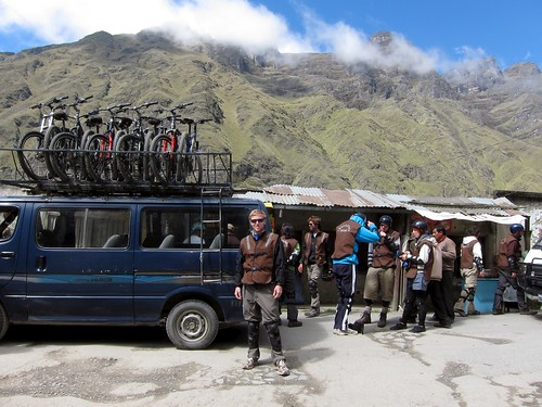 Yungas Road Checkpoint | by chrisstreeter