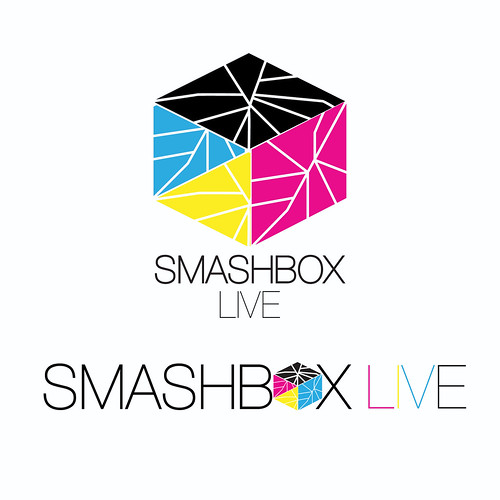 SMASHBOX LIVE LOGO | by Scott La Rockwell