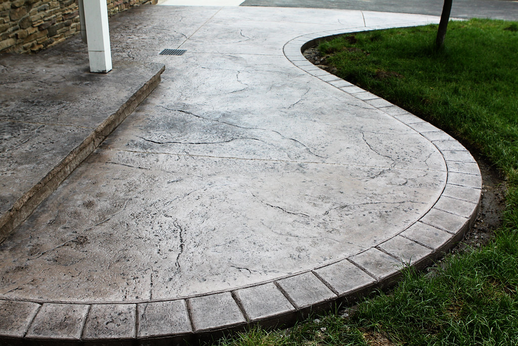 бетон для декоративных работ