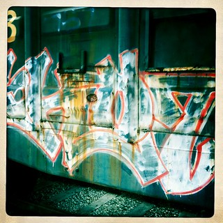 Train Grafitti | by jenni from the block