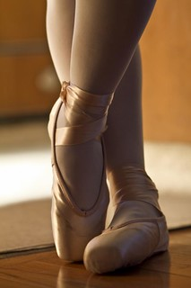 Relaxed Pointe | by Renee Silverman