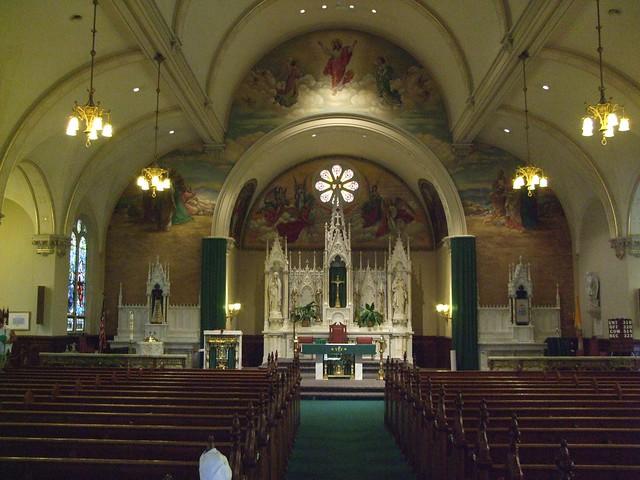 St. Michael Basilica, Loretto, PA