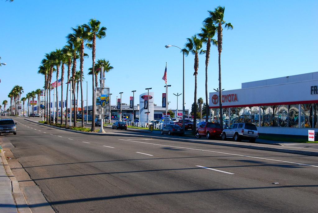 Mile Of Cars >> San Diego 264 Mile Of Cars National City Jeff Filamor