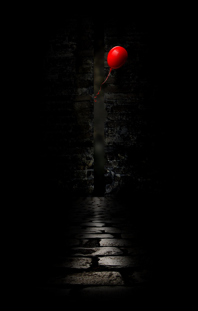Red Balloon 115 365 Photo Manipulations Project