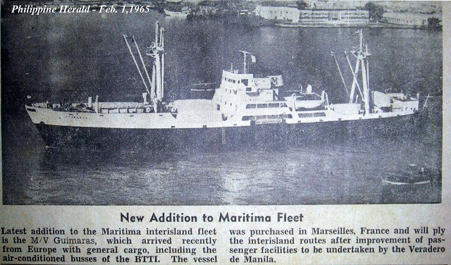 1965 0201 MV Guimaras