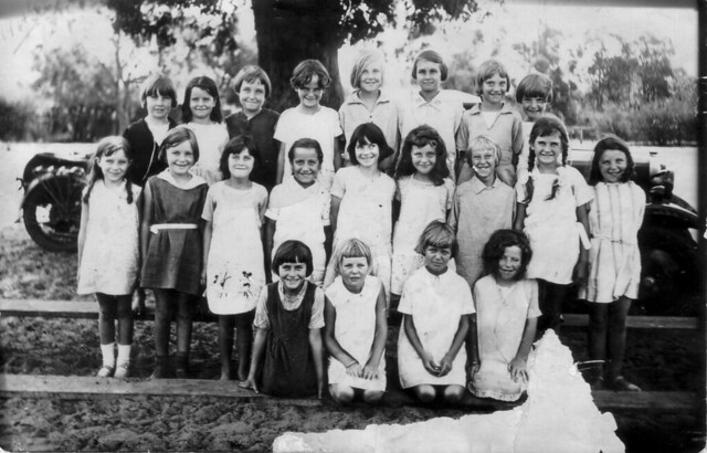 Carlisle Primary School, Western Australia - 1933-34