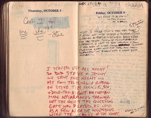 1954: October 7-8 | by Andrew Huff